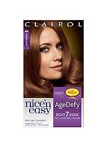 Nice'n Easy Age Defy Permanent Hair Colour Light Auburn 6R