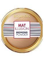 Bourjois Mat Illusion Bronzing powder  Hale Clair