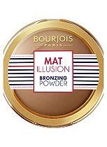 Bourjois Mat Illusion Bronzing powder Hale Fonce
