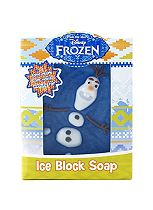 Disney Frozen Olaf Apple Scented Soap