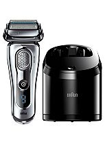 Braun Series 9 9095CC Wet/Dry Electric Shaver with Clean and Renew Charger