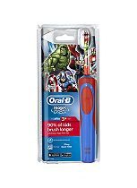 Oral-B Avengers Stages Power Rechargeable Electric Toothbrush - 3+ Years