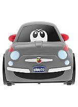 Chicco Fiat 500 Abarth Turbo Touch Grey Car