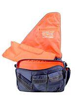 BOB Bag - Blue/Orange