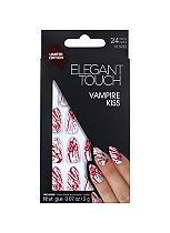 Elegant Touch Halloween Vampire Kiss Nails