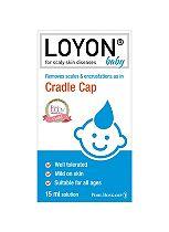 Loyon Cradle Cap Treatment