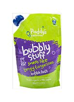 Paddy's Bathroom Organic Tangy Tangerines Bubbly Stuff Bubble Bath 400ml