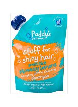 Paddy's Bathroom Organic Squeezy Lemons Stuff for Shiny Hair Gentle Cleansing Shampoo 250ml