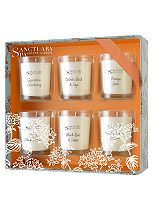 Sanctuary Home Fragrance Autumn Winter Collection Set