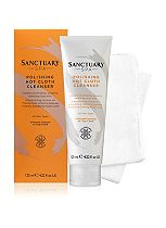 Sanctuary Spa  Polishing Hot Cloth Cleanser