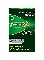 Berocca Boost Fast Melt Powder 7 Sachets