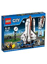 LEGO™ City Spaceport 60080