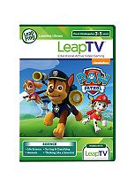 Leapfrog LeapTV Game PAW Patrol