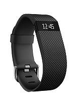 Fitbit ChargeHR Black - Large