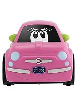 Chicco Fiat 500 Turbo Touch Pink