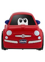 Chicco Fiat 500 Turbo Touch Red Car