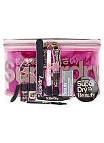 Superdry Professional Vanity Case and Beauty Collection
