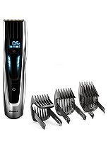 Philips Hair Clipper Series 9000 HC9450/13 with adjustable digital swipe action precision combs