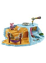 Clangers Home Planet play-set with One Figure