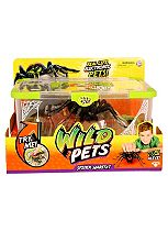 Wild Pets Spider Habitat Playset