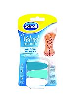 Scholl Velvet Smooth 3 Nail Care Heads