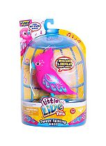 Little Live Pets Sweet Talking Birds - Popping Polly