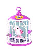 Little Live Pets Bella Rina Bird in Cage