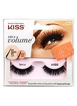 True Volume Lashes By KISS - Spicy