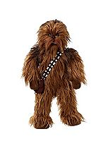Star Wars 24' Mega Poseable Chewbacca Talking Plush