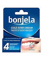 Bonjela Cold  Sore Cream Invisible