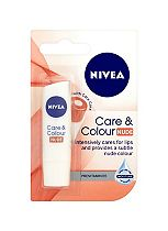 NIVEA Lip Care & Colour Nude 4.8g