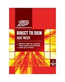 Boots Direct to Skin Heat Patch bundle (6 patches)