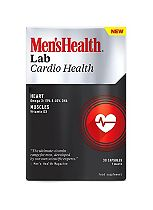 Men's Health Lab Cardio Health - 30 Capsules 1 month
