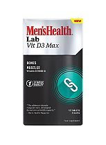 Men's Health Lab Vit D3 Max - 12 Tablets 3 months