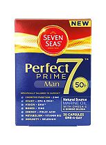 Seven Seas Perfect7 Prime Man - 30 Capsules