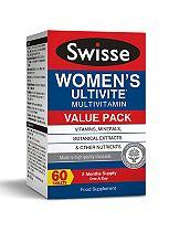 Swisse Women's Ultivite - 60 tablets