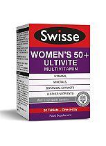 Swisse Women's Ultivite 50+ - 30 tablets