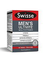 Swisse Men's Ultivite - 30 tablets