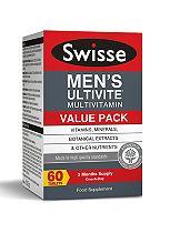 Swisse Men's Ultivite - 60 tablets