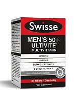 Swisse Men's Ultivite 50+ - 30 tablets