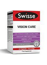 Swisse Ultiplus Vision Care - 60 Capsules