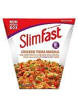SlimFast Chicken Tikka Masala Noodle Box 250g
