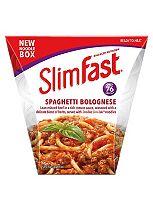 SlimFast Spaghetti Bolognese Noodle Box 250g
