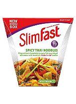 SlimFast Spicy Thai Noodles 240g