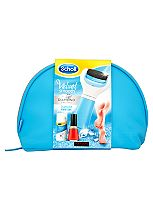 Scholl Velvet Smooth Diamond Pedi Set