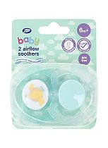 Boots Baby Airflow Soothers - 6-18m