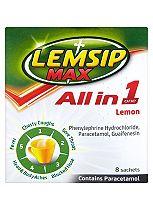 Lemsip All in One Lemon 8 Sachets