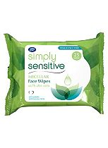 Boots Simply Sensitive Micellar Wipes