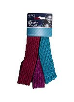 Goody Ouchless Crochet Stretch Headwrap