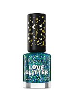 Rimmel London Love Glitter Nail Polish